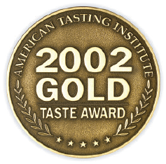 American Tasting Institute Gold Taste Award