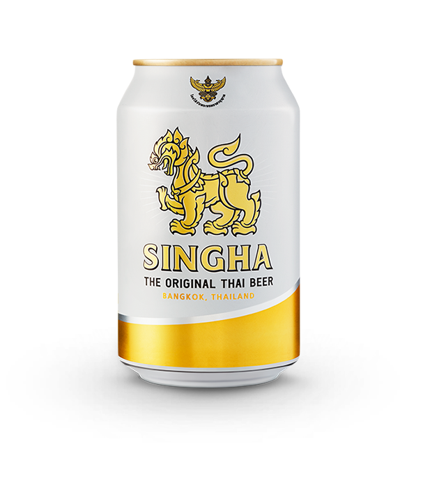 Singha Beer Can Photo Download
