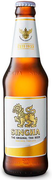 Singha Beer 320 ml Bottle Photo Download
