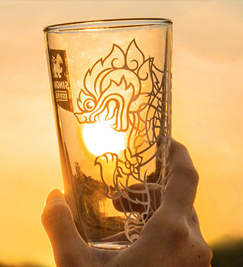 Singha Bottle Can and Logo File Download